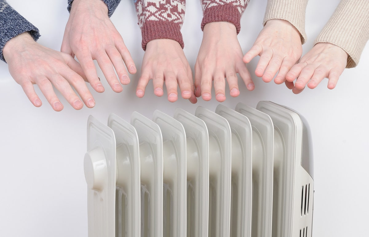 Electric Heater Installation