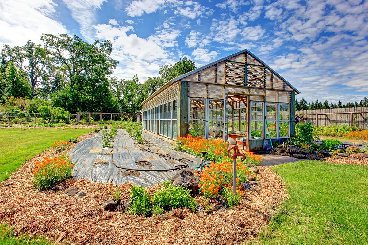 Greenhouse Wiring